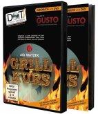Grillkurs - Handbuch und DVD
