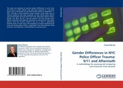 Gender Differences in NYC Police Officer Trauma: 9/11 and Aftermath - Wilczak, Cheryl