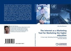 The Internet as a Marketing Tool for Marketing the higher education