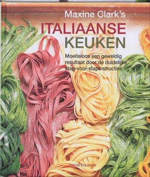Italiaanse Keuken Druk 1 Von Maxine Clarks Portofrei Bei Bücher