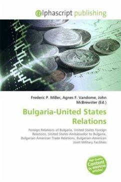 Bulgaria-United States Relations