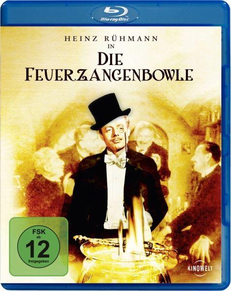 Die Feuerzangenbowle - Film auf Blu-ray Disc - buecher.de