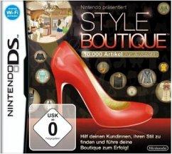 27004021n Nintendo DS Style Boutique