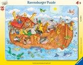 Ravensburger 06604 - Die große Arche Noah, Puzzle 48 Teile