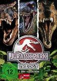 Jurassic Park - Trilogy DVD-Box