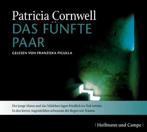 Das fünfte Paar / Kay Scarpetta Bd.3 (5 Audio-CDs) - Cornwell, Patricia