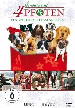 Einsatz auf 4 Pfoten - Ein Weihnachtsmärchen - Green,Jordan-Claire/Billingsley,John