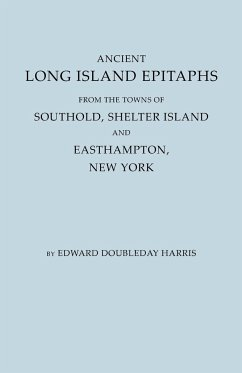 Ancient Long Island Epitaphs