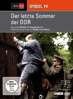 Spiegel tv der letzte sommer der ddr 4 dvds film auf for Spiegel tv film der woche