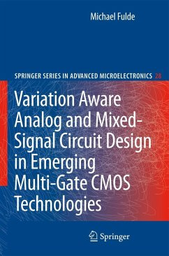 Variation Aware Analog and Mixed-Signal Circuit Design in Emerging Multi-Gate CMOS Technologies - Fulde, Michael