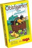 4610 - HABA - Mitbringspiel mini - Obstgarten - Das Memo-Spiel