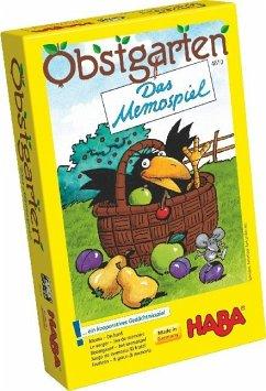 HABA 4610 - Obstgarten, Das Memo-Spiel, Mitbringspiel mini