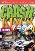 Crash Kings Rallying 1 - 4 (4 DVDs)