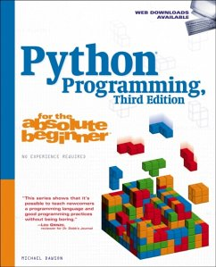 Python Programming for the Absolute Beginner, T...
