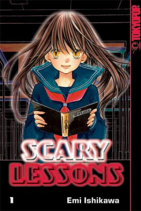 Buch-Reihe Scary Lessons