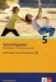 Schnittpunkt - Ausgabe für Schleswig-Holstein. Neubearbeitung. Arbeitsheft Orientierungsstufe mit Lernsoftware plus Lösungsheft 5. Schuljahr