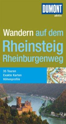 DuMont Wanderführer Wandern auf dem Rheinsteig