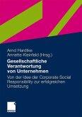 Corporate Social Responsibility - Gesellschaftliche Verantwortung von Unternehmen
