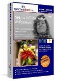 Spanisch (Südamerika)-Aufbaukurs, PC CD-ROM m. MP3-Audio-CD