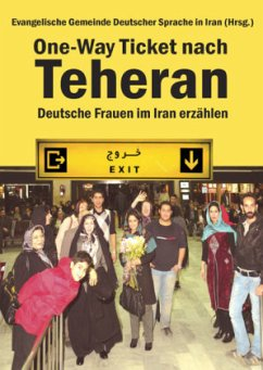 One-Way Ticket nach Teheran