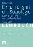 Einführung in die Soziologie 1