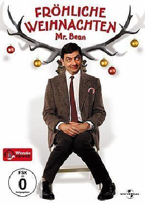 mr bean fr hliche weihnachten mr bean film auf dvd. Black Bedroom Furniture Sets. Home Design Ideas