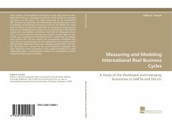 Measuring and Modeling International Real Business Cycles