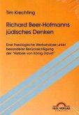 Richard Beer-Hofmanns jüdisches Denken