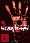 Scanners 1-3 Trilogie (3 DVDs) DVD-Box