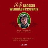 Rolfs grosser Weihnachtsschatz, 5 Audio-CDs