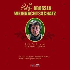 0602527228563 - Zuckowski, Rolf: Rolfs großer Weihnachtsschatz - Buku