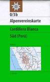 Cordillera Blanca Süd (Perú)