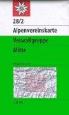 Alpenvereinskarte Verwallgruppe, Mitte