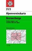 Alpenvereinskarte Brennerberge