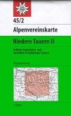 Alpenvereinskarte Niedere Tauern