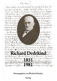 Richard Dedekind 1831 - 1981