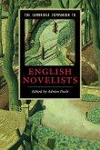 The Cambridge Companion to English Novelists