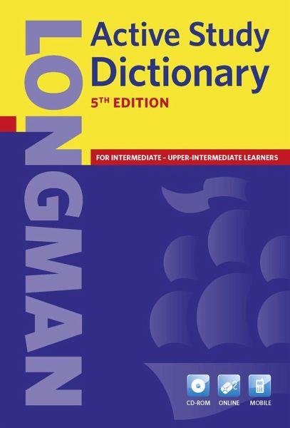 longman active study dictionary schulb cher portofrei. Black Bedroom Furniture Sets. Home Design Ideas