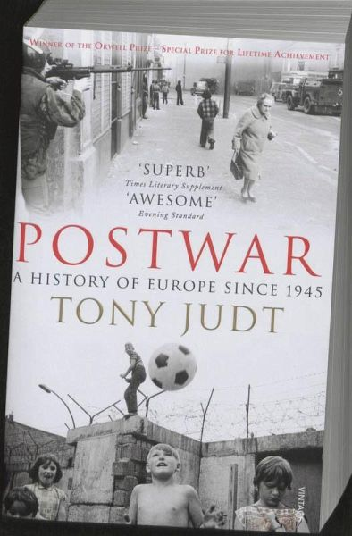 Postwar - Judt, Tony