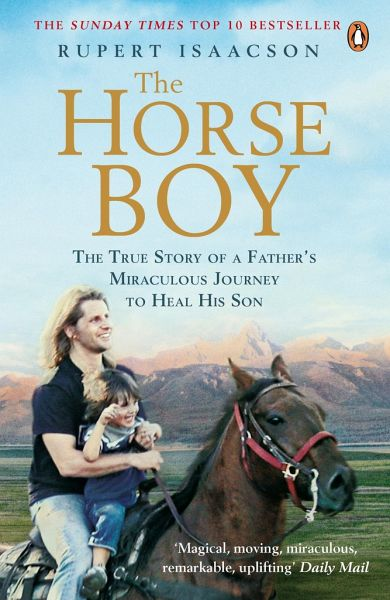 The Horse Boy - Isaacson, Rupert