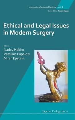 Ethical and Legal Issues in Modern Surgery