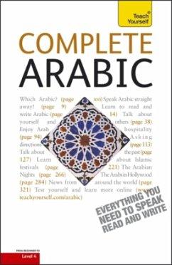 Teach Yourself: Complete Arabic