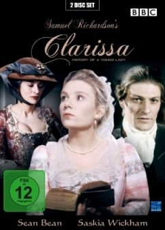 Clarissa - History of a Young Lady (2 DVDs) - N/A