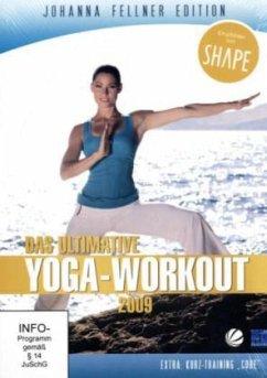Johanna Fellner Edition - Das ultimative Yoga-Workout