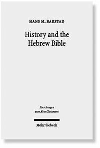 History and the Hebrew Bible