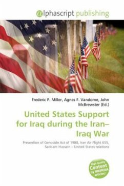 United States Support for Iraq during the Iran-Iraq War