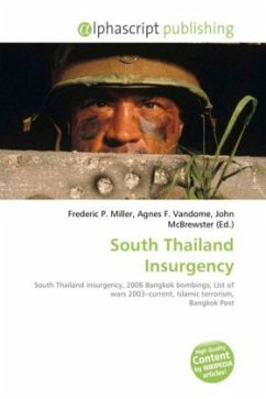 South Thailand Insurgency