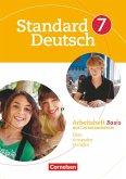 Standard Deutsch 7. Schuljahr. Arbeitsheft Basis