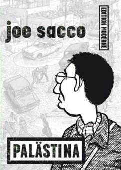 Palästina - Sacco, Joe