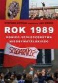 Rok 1989 koniec spoleczenstwa nieobywatelskiego